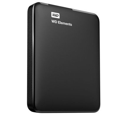 WD 500Go Elements Portable USB 3.0 (WDBUZG5000ABK-EESN)