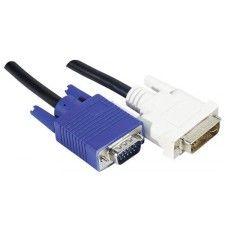 Cable DVI-A / VGA 1.8 m