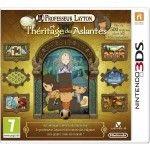 Professeur Layton et l'Héritage des Aslantes (Nintendo 3DS/2DS)