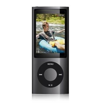 Apple iPod Nano 5G 8Go (Black)