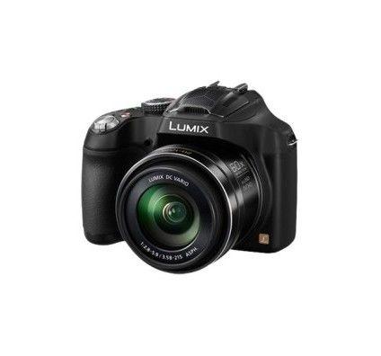 Panasonic Lumix DMC-FZ72 (Noir)