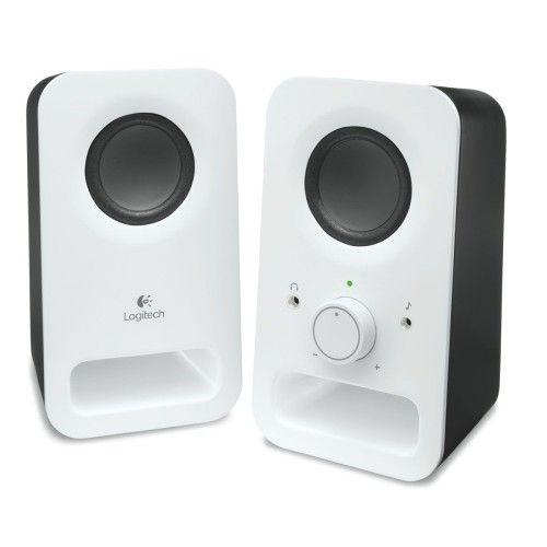 Logitech Speaker System Z150 (Blanc)