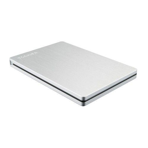 Toshiba Canvio Slim 2 To Argent