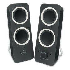 Logitech Speaker System Z200 (Noir)