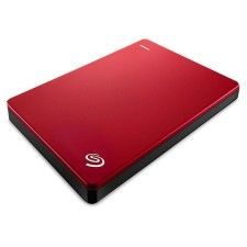 Seagate 1To Backup Plus (Rouge) - STDR1000203