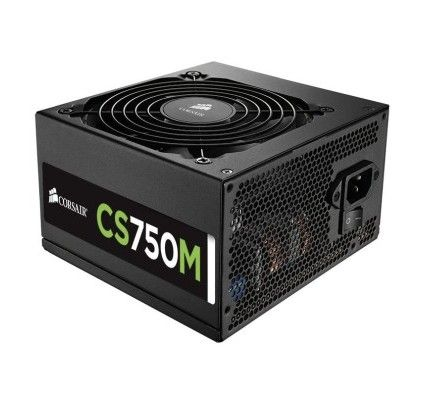 Corsair 750W CS750M 80 Plus Gold