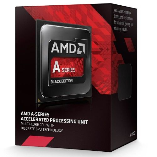 AMD A10-7870K (3.9 GHz) Black Edition