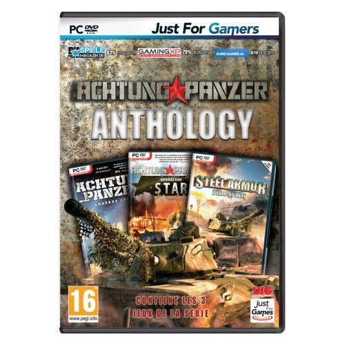 Achtung Panzer - Anthology (PC)