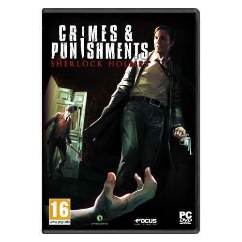 Sherlock Holmes : Crimes & Punishments (PC)