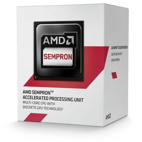 AMD Sempron 3850 (1.3 Ghz - sAM1) BOX