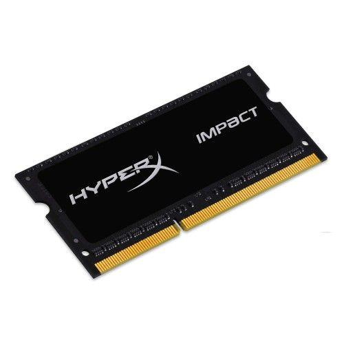 Kingston HyperX Impact SO-DIMM 8 Go  DDR3 1600 MHz CL9