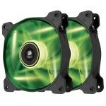 Corsair Air Series SP120 Green High Static Pressure x 2