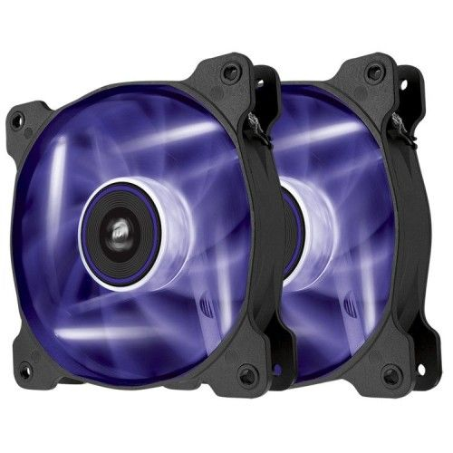 Corsair Air Series SP120 Purple High Static Pressure x 2