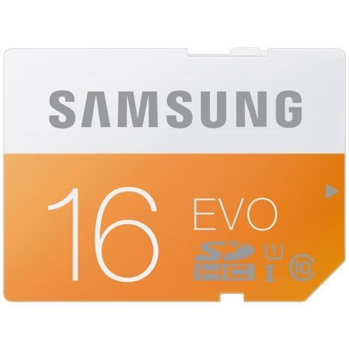 Samsung SDHC 16 Go EVO