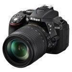 Nikon D5300 (Noir) + 18-105mm