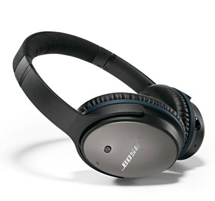 Bose QuietComfort 25 Apple Noir