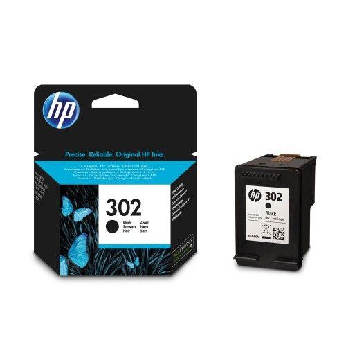 HP 302 Noir - F6U66AE