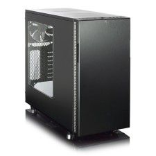 Fractal Design Define R5 Blackout Edition Window