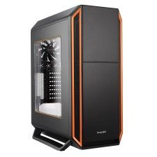 Be Quiet ! Silent Base 800 Window (Noir/Orange)