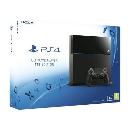 Sony PlayStation 4 (1 To)