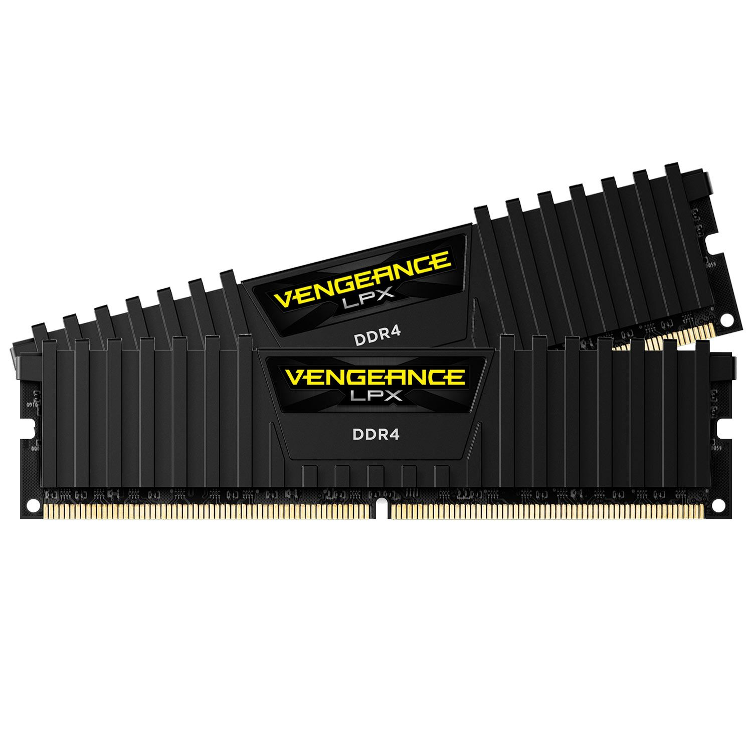 Corsair Vengeance LPX Series Low Profile 16 Go (2x8Go) DDR4 3000 MHz CL15 - CMK16GX4M2B3000C15