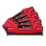 G.Skill RipJaws 5 Series Rouge 64 Go (4x16Go) DDR4 2666 MHz CL15