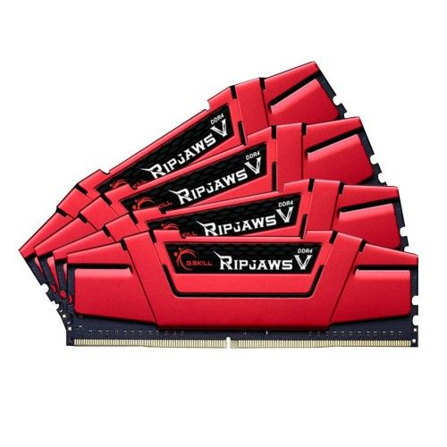 G.Skill RipJaws 5 Series Rouge 64 Go (4x16Go) DDR4 3600 MHz CL19