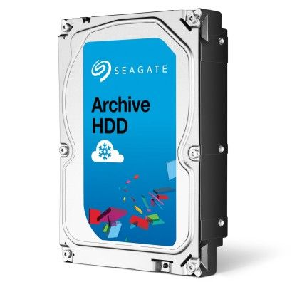 Seagate Archive HDD 8To S-ATA III 128Mo (ST8000AS0002)