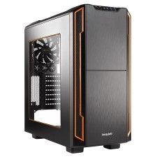 Be Quiet ! Silent Base 600 Window (Orange)