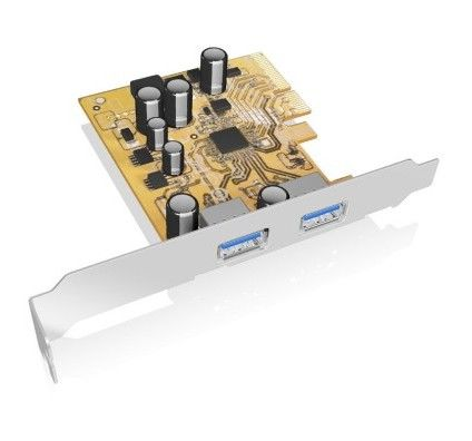 Icy Box Carte USB 3.1 - IB-U31-02