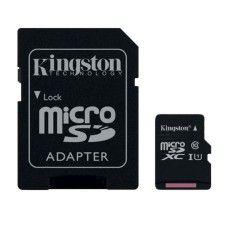 Kingston SDC10G2/64GB + adaptateur SD