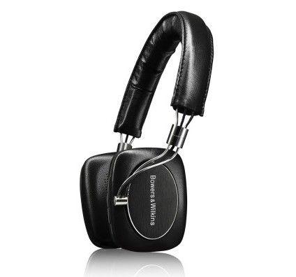 B&W P5 Wireless Noir
