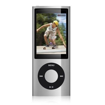 Apple iPod Nano 5G 8Go (Silver)