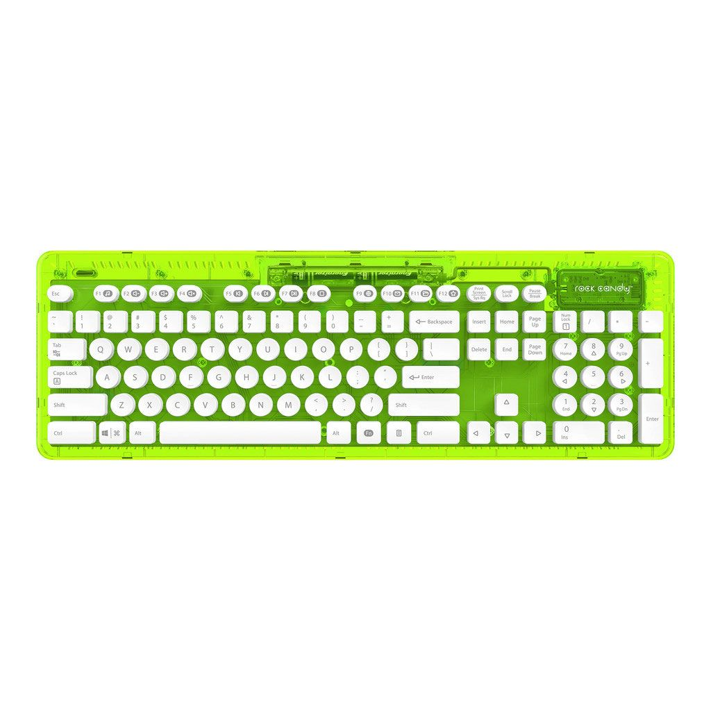 PDP Rock Candy Wireless Keyboard (vert)