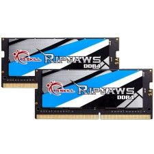 G.Skill RipJaws Series SO-DIMM 16 Go (2x8Go) DDR4 2666 MHz CL19