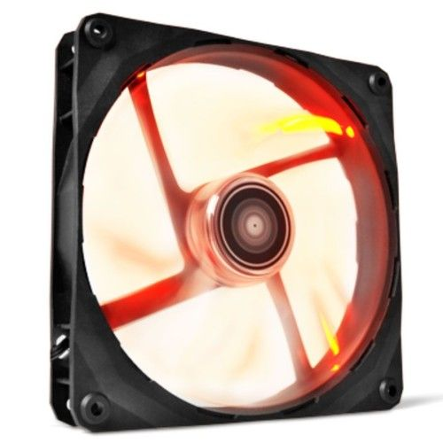 NZXT FZ LED Rouge 140 mm