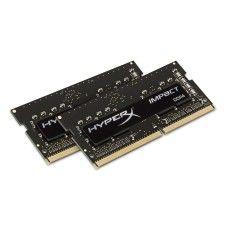 HyperX Impact SO-DIMM 16 Go (2x8Go) DDR4 2666 MHz CL15