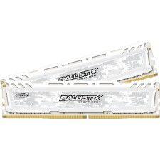 Crucial Ballistix Sport LT White 8 Go (2x4Go) DDR4 2400 MHz CL16