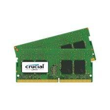 Crucial SO-DIMM DDR4 2 x 8 Go 2400 MHz CAS 17