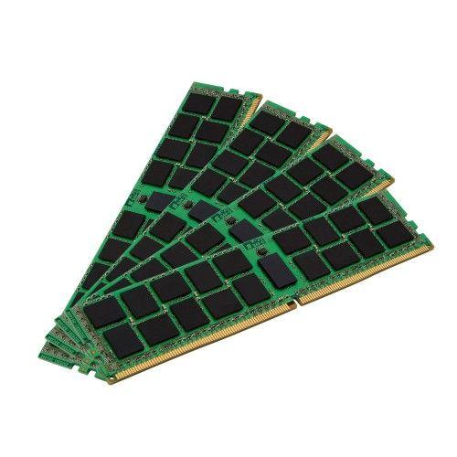 Kingston ValueRAM 32 Go (4x8Go) DDR4 2400 MHz ECC Registered CL17 SR X4 - KVR24R17S4K4/32