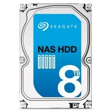 Seagate NAS HDD SATA III 6 Gb/s - 8 To