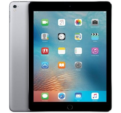 "Apple iPad Pro 9.7"" Wi-Fi + Cellular 256 Go Gris Sidéral"