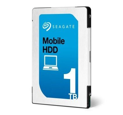 Seagate Mobile HDD - 1 To