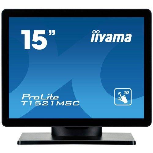 "Iiyama 15"" LED Tactile - ProLite T1521MSC-B1"