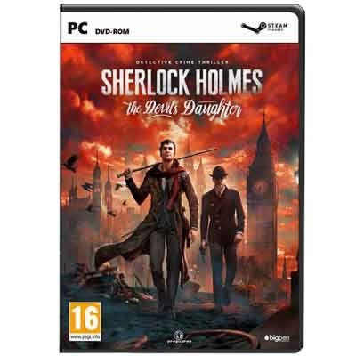Sherlock Holmes : The Devil's Daughter (PC)