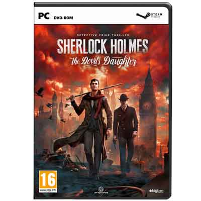 Sherlock Holmes : The Devil's Daughter (PC)