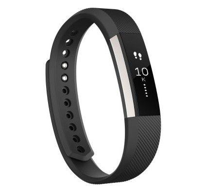 Fitbit Bracelet connecté Fitbit Alta (L - noir)
