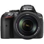 Nikon D5300 (Noir) + 18-140mm