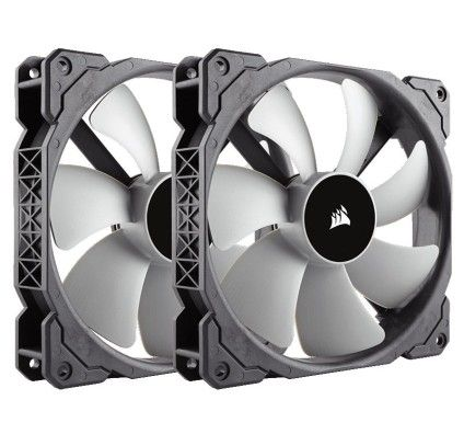 Corsair Air Series ML 140 Pro LED - Pack de 2
