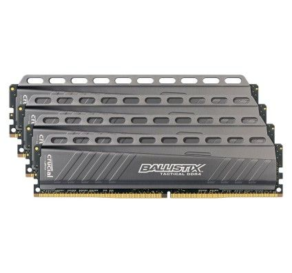 Ballistix Tactical 16 Go (4x4Go) DDR4 3000 MHz CL15